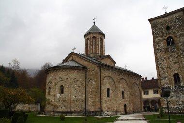 Monastery of Raca in Serbia