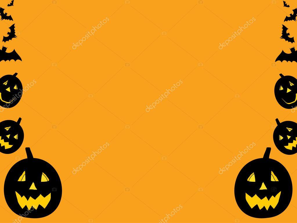 Halloween background vector Stock Vector anetkata 2461771