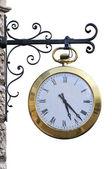 Fotografie straße clock
