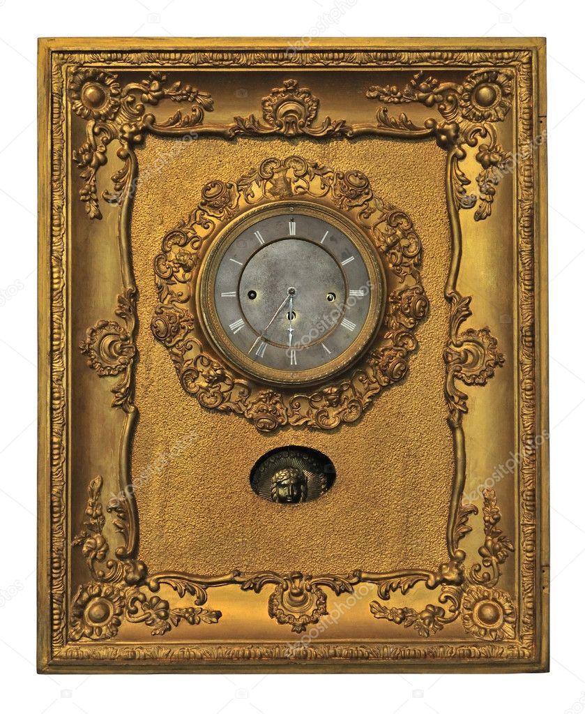 reloj de marco — Fotos de Stock © ungorf #2239297