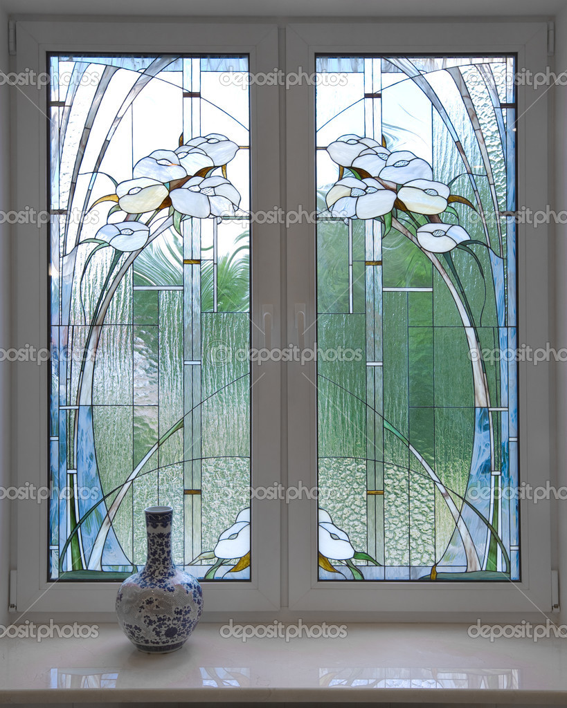 Stained Glass Window Stock Photo 169 Photoff 2000150