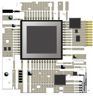 Electronic circuit board,