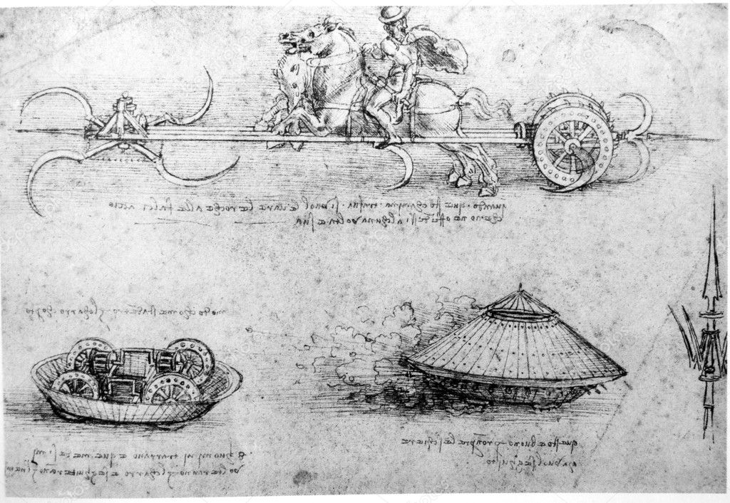 renaissance science drawings - 721×509