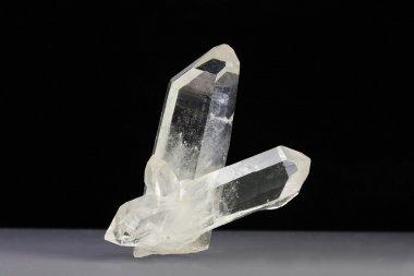 Quartz variety Rock Crystal