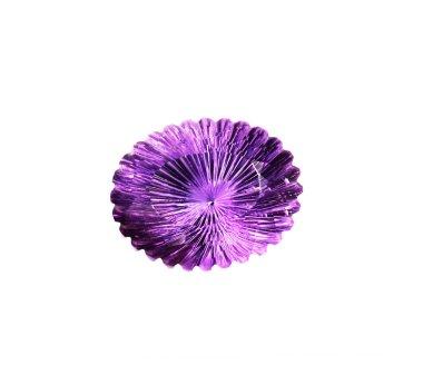 Amethyst gem isolated