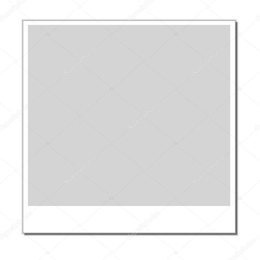 polaroid rahmen — Stockfoto © michanolimit #1974703
