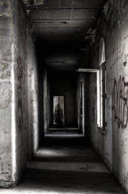 Corridor Ghost