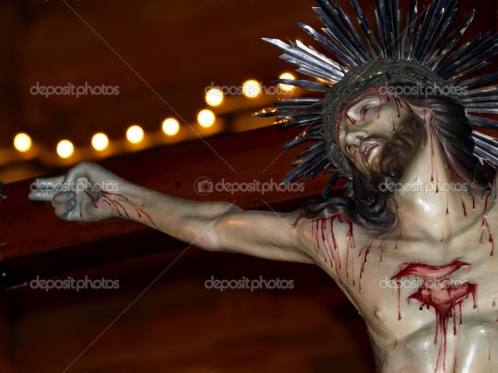 The Passion Of The Christ Wallpaper The Passion Stock Photo