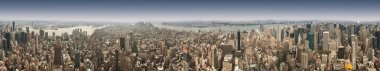 New York City 360 degree panorama