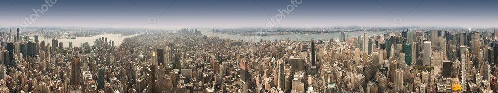 New York City 360 degree panorama