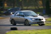 Rallye soutěže, auto