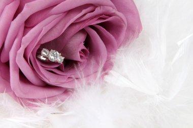 Ring in Rose