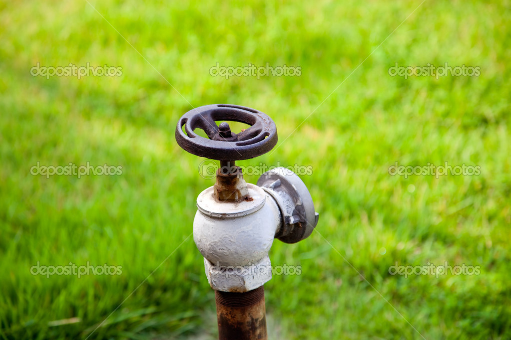 Fire hydrant without hydrant key