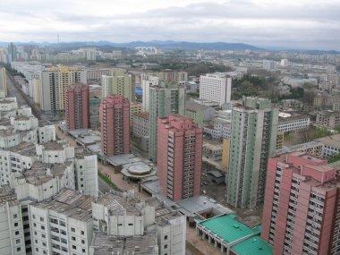 Pyongyang, in North Korea.