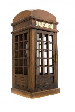 English City pay phone in the souvenir e