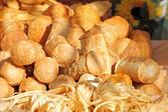 jídlo v tradiční pouliční trh