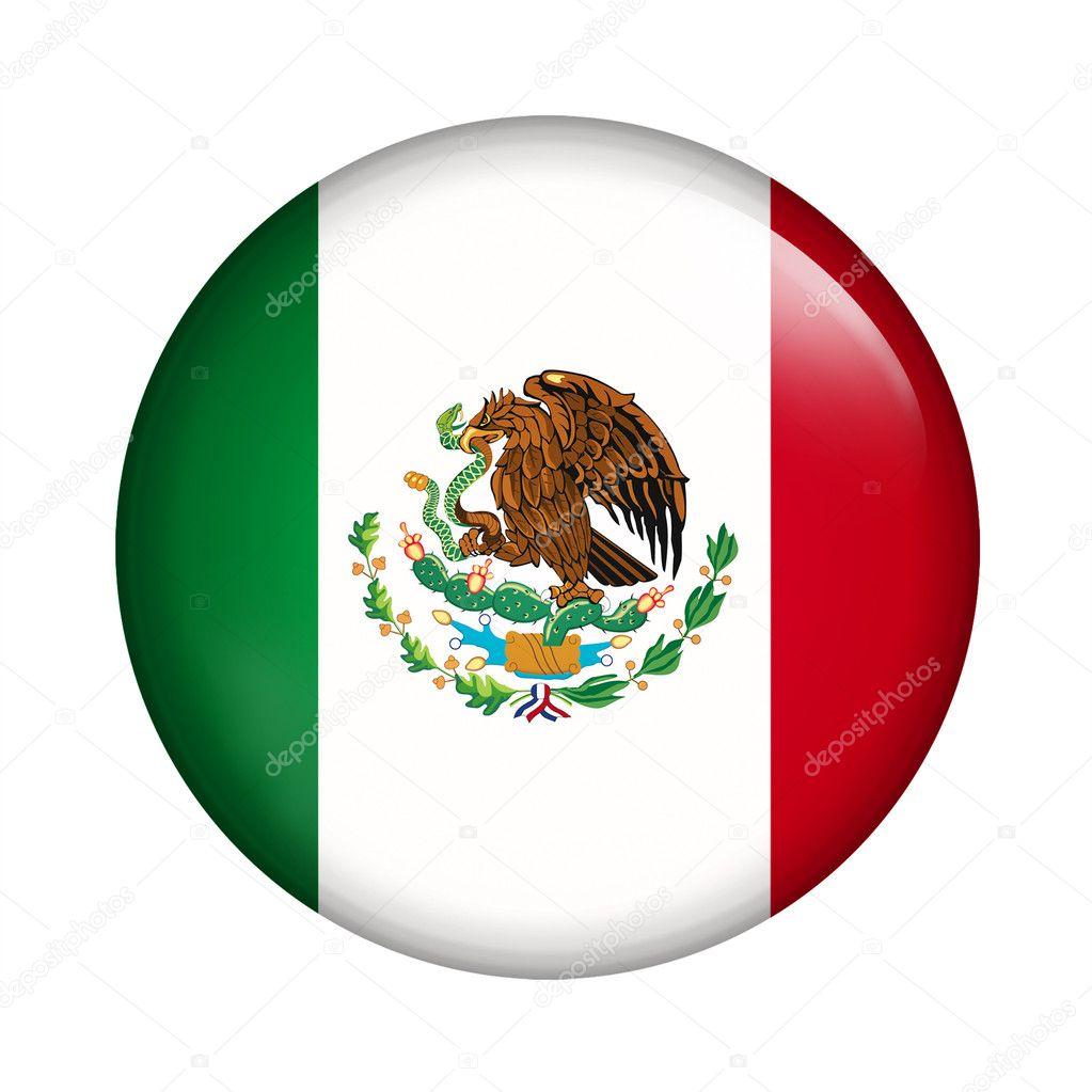 bandera mexicana — Fotos de Stock © gabyfotoart #1984463