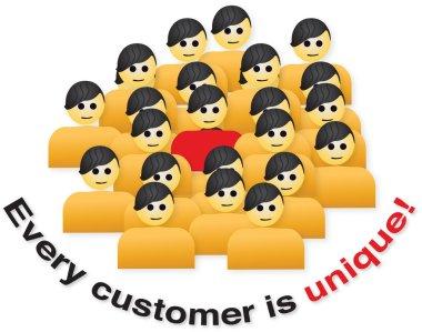 Customer unique