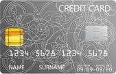 Fényképek Szürke hitelkártya