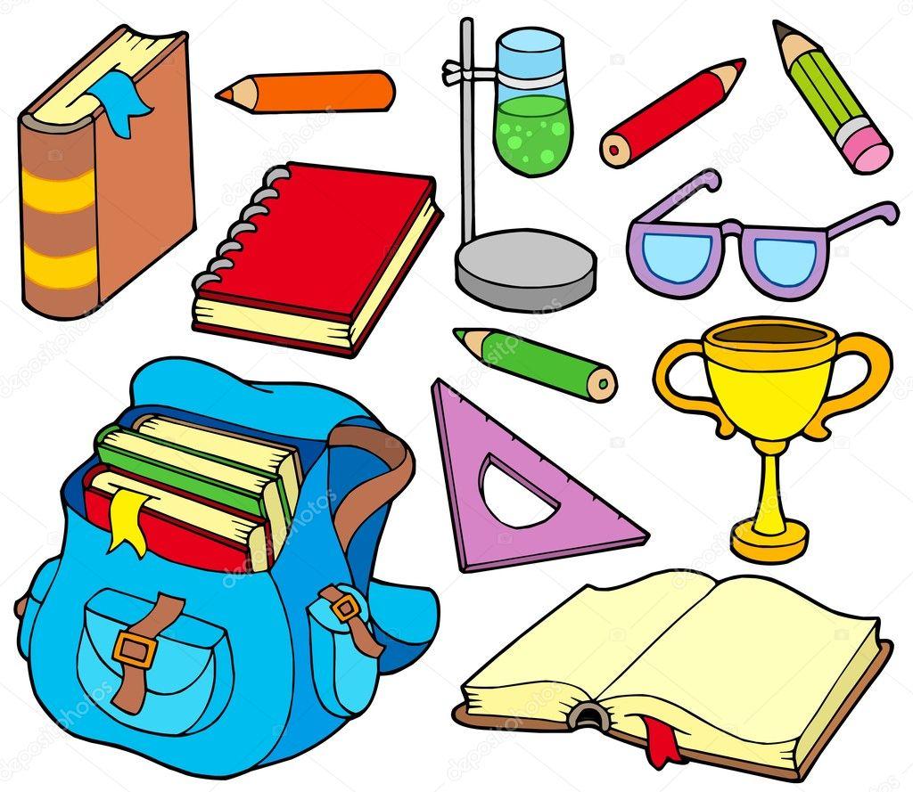 Картинки, предметы в школе картинки для детей