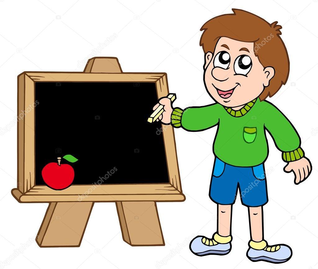 Schultafel mit kreide clipart  Tafel Schreiben Clipart | daredevz.com