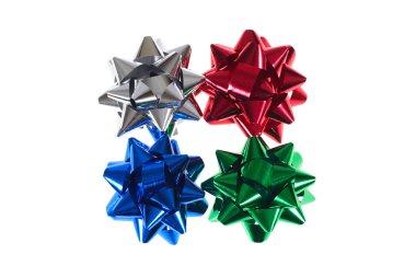 Shiny bows