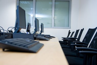 Computer room