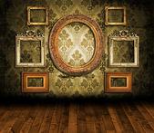 Staré stylem interiéru
