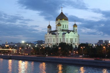 Cathedral in honor of Christ the Savior