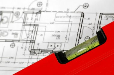 House plans with folding rule