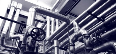 Industry gas and oil systems