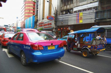 BKK Traffic
