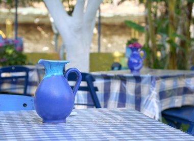 Greek traditional tavern