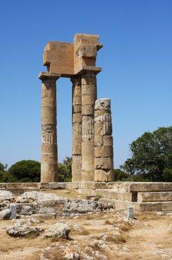 Ancient ruins - Rhodes, Greece