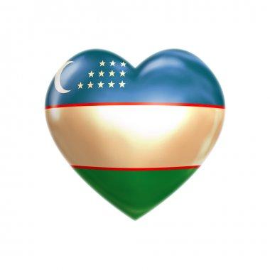 I love UZBEKISTAN