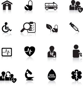 Web button medical