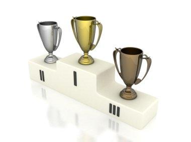 Pedestal win