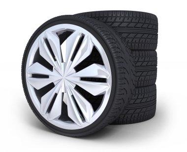 Wheel car