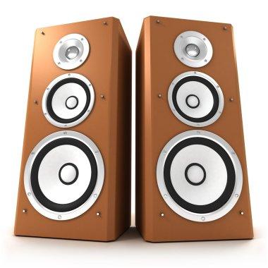 Double column sound