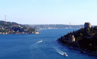 Bosphorus Bridge - Istanbul - Turkey