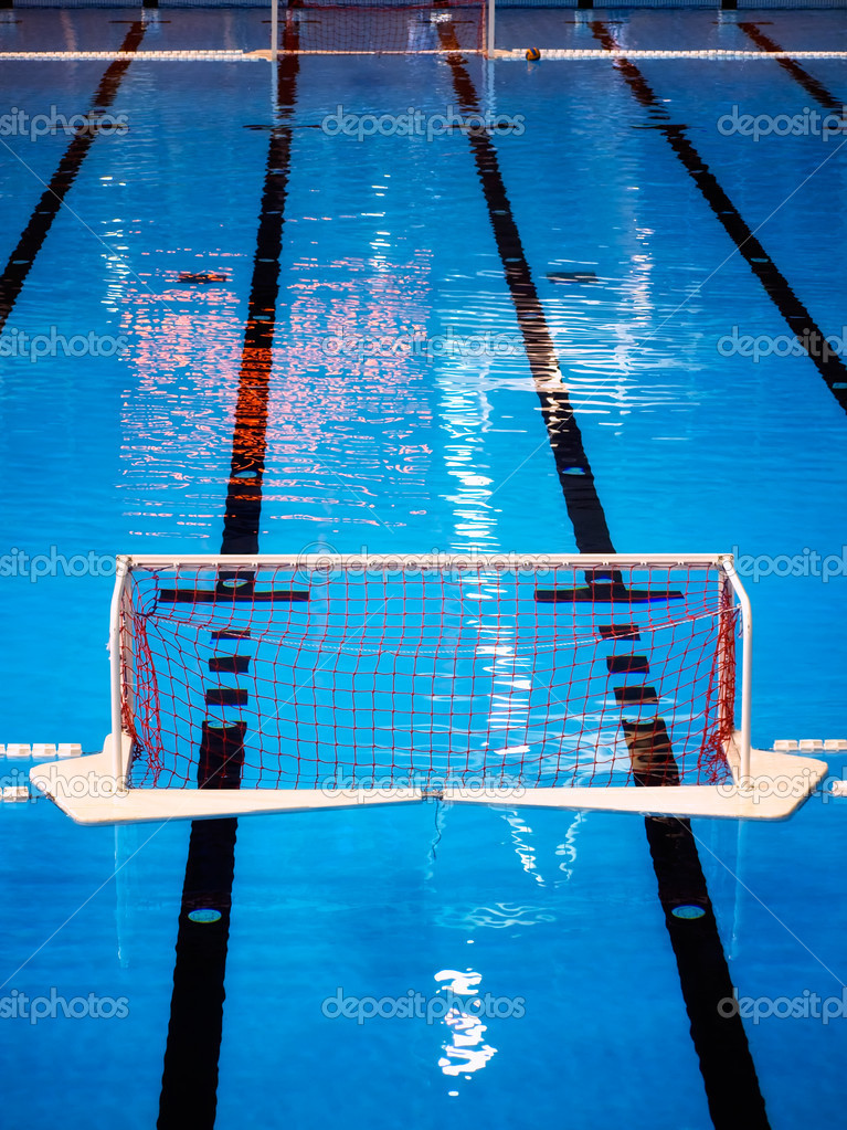 waterpolo piscina foto de stock sbotas 2430620