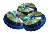 disky CD a dvd