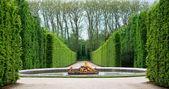 zahrady Versailles, Francie