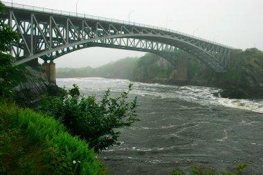 Bridge Crossing the River