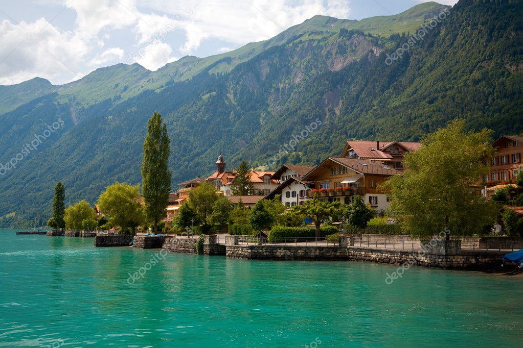 Brienz, Berne, Switzerland