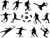Fußballer-Kollektion