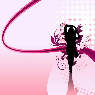 Girl Swirl
