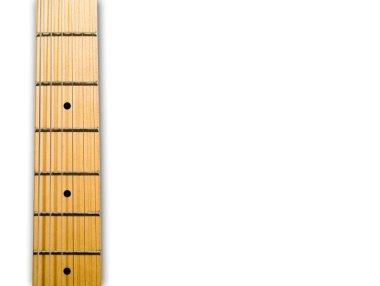 Guitar's neck