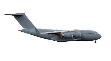 Heavy american flying transport