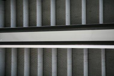 Symmetrical escalators